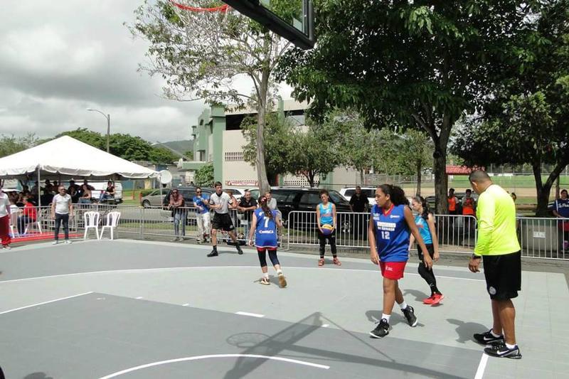 Juegos de Puerto Rico 3x3 2016