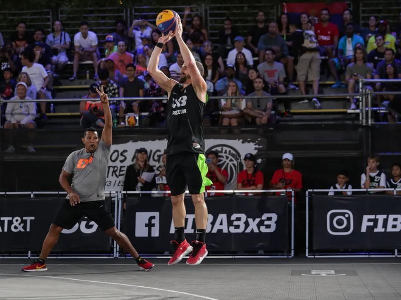 FIBA 3X3 Los Angeles