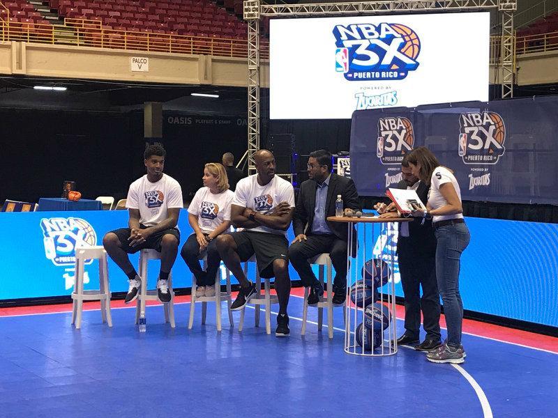 NBA 3X3