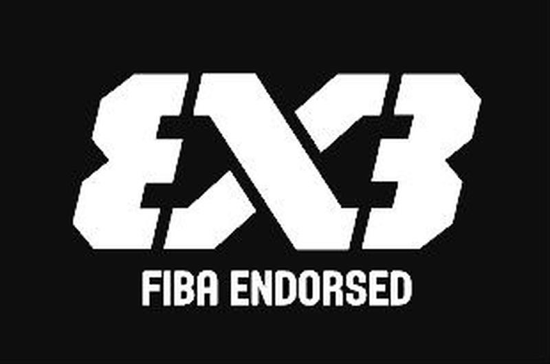 3X3 FIBA LOGO