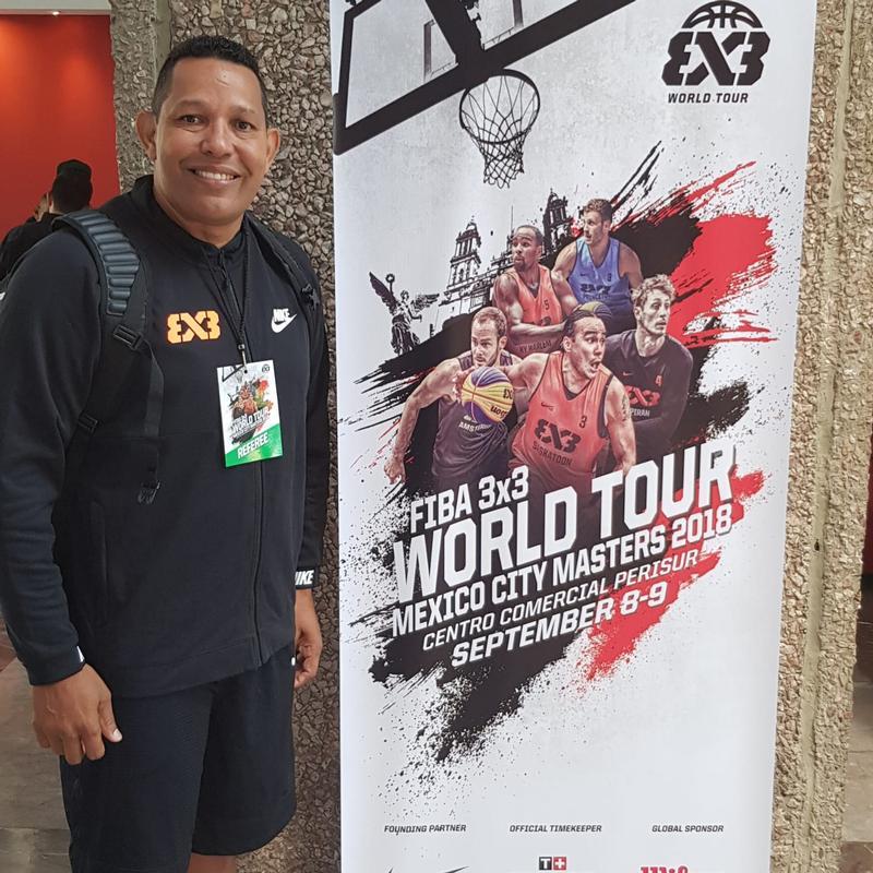 3X3 World Tour Mexico City Master 2018