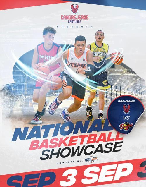 National Showcase 2021