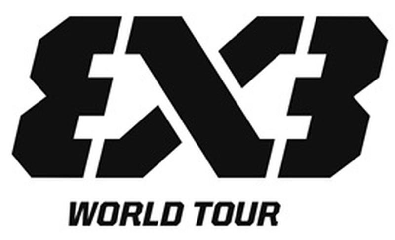 3X3 World Tour Logo
