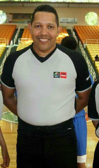 Angel Rano Martinez FIBA