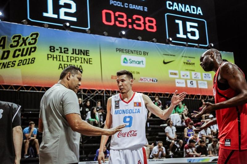 3X3 World Cup 2018