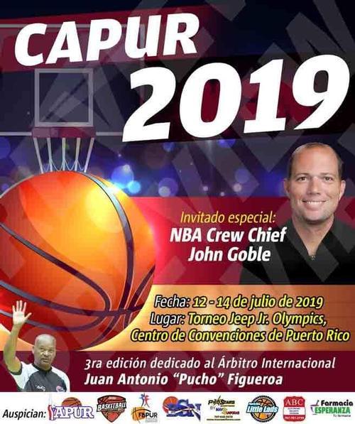 CAPUR 2019