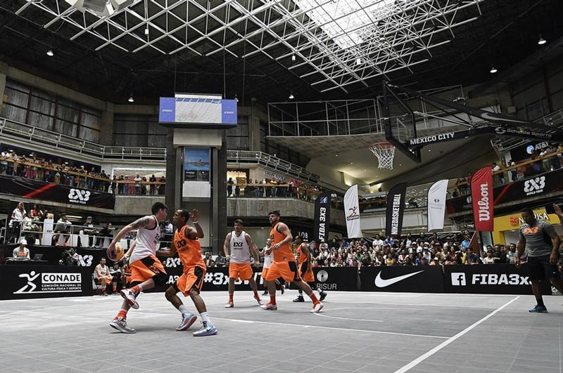3X3 FIBA World Tour